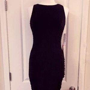 Eliza J Little Black Dress